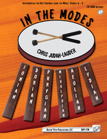 book cover - In The Modes by Beatin Path Publications
